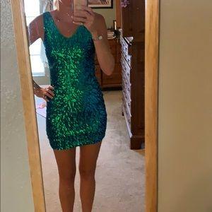Sequin Dress NWT